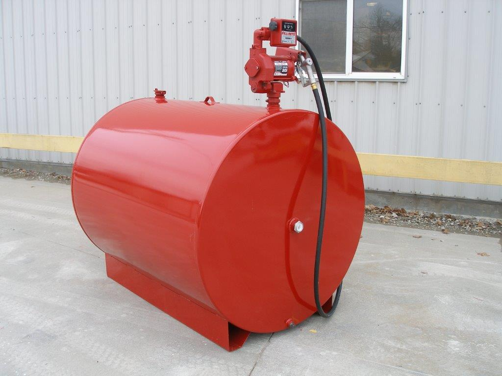 farm skid tanks and package units