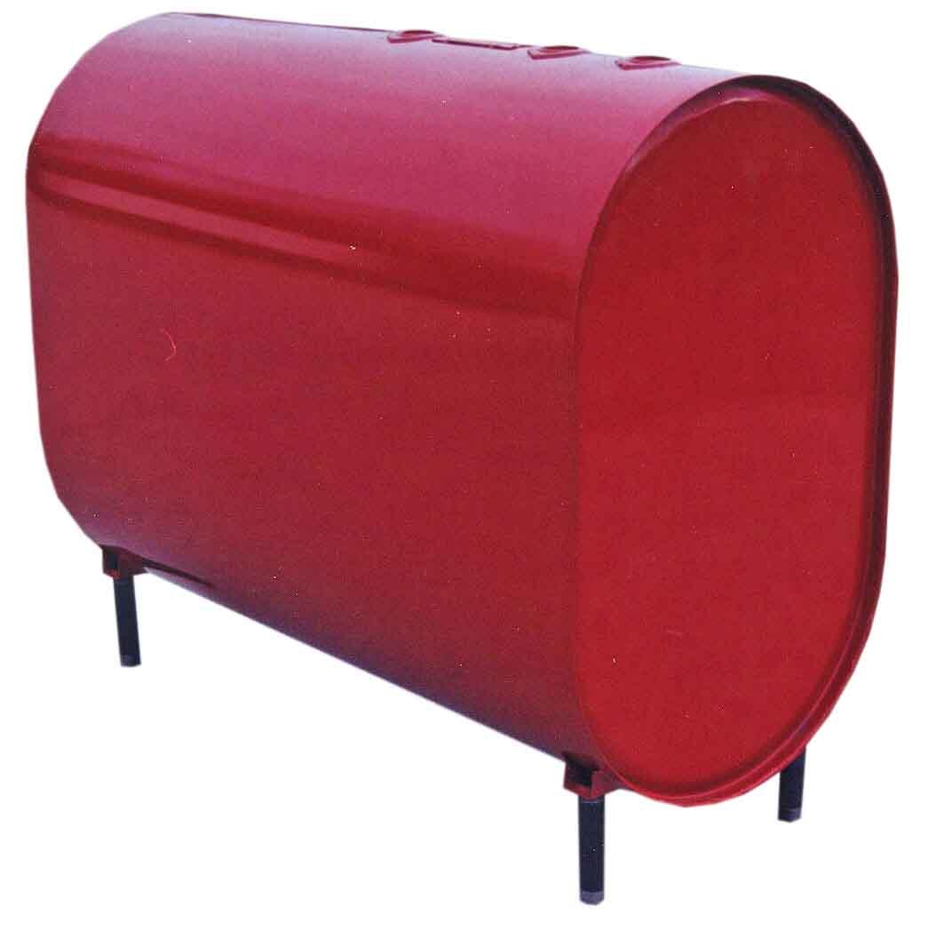Oval Basement Tanks Wemac