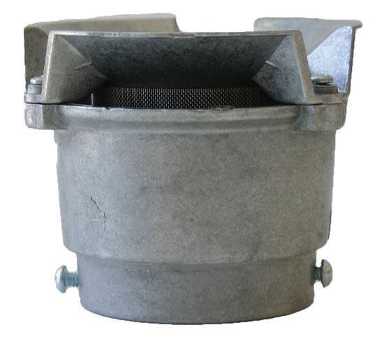 2 Morrison 749 Pressure Vacuum Vent Wemac